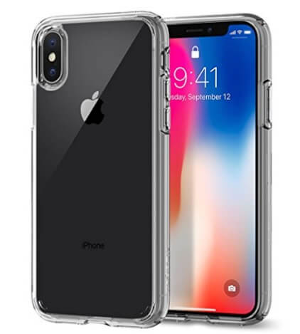 1位:【Spigen】iPhone Xケース